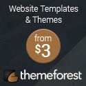 Wordpress & Website Templates Starting at $3!